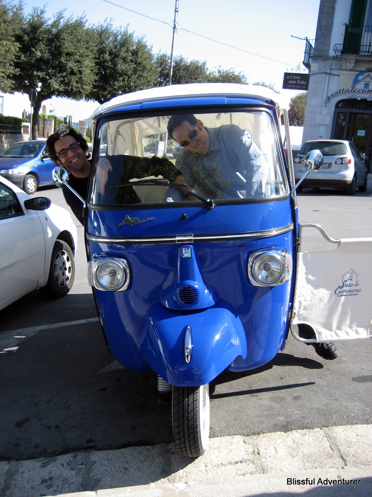 Two Guys and a Tricycle