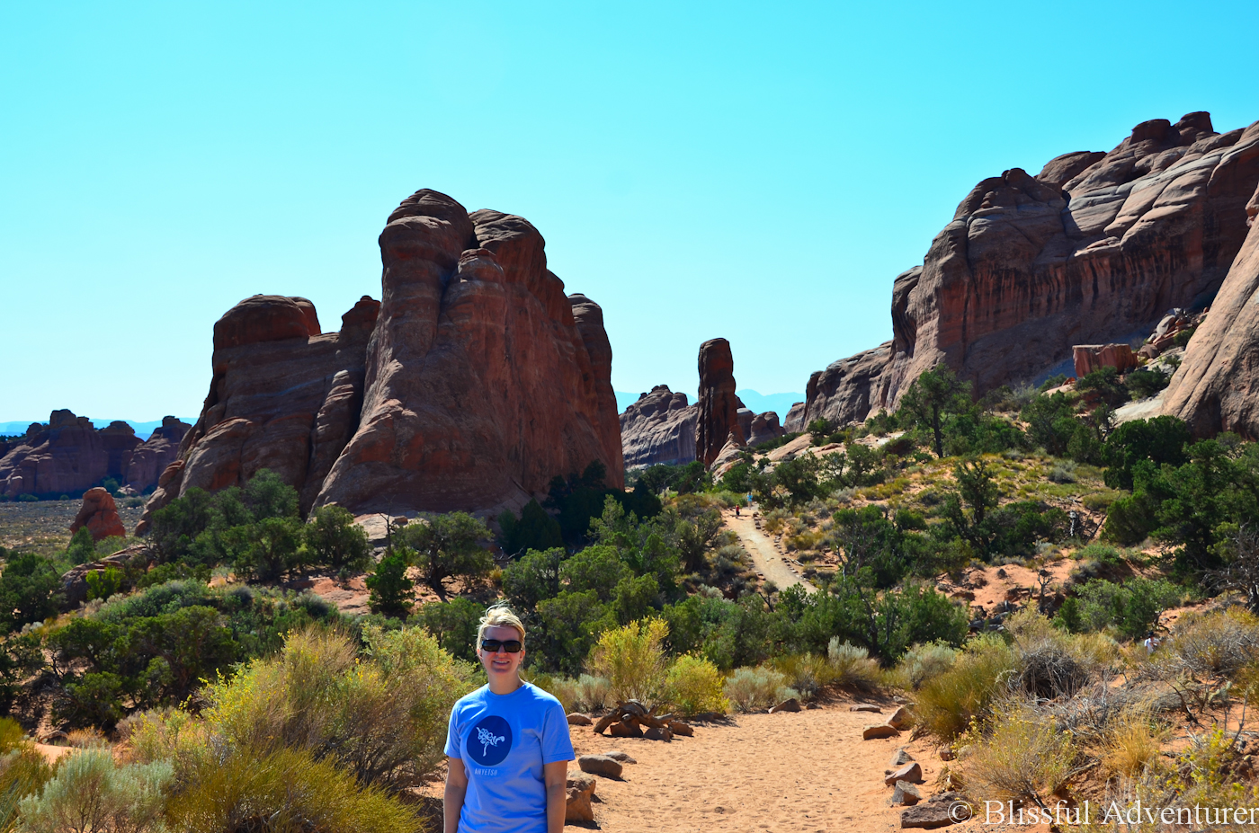 Arches National Park - The Blissful Adventurer
