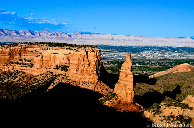The Blissful Adventurer - Colorado National Monument