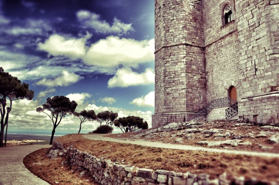 The Blissful Adventurer - iPhone Puglia